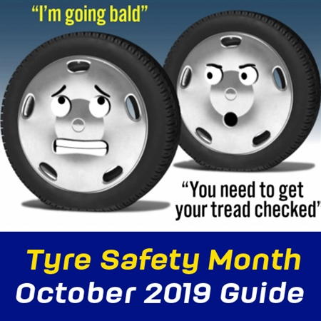 Modern Tyres Tyre Safety Month