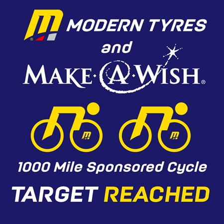 Moder Tyres Make A Wish