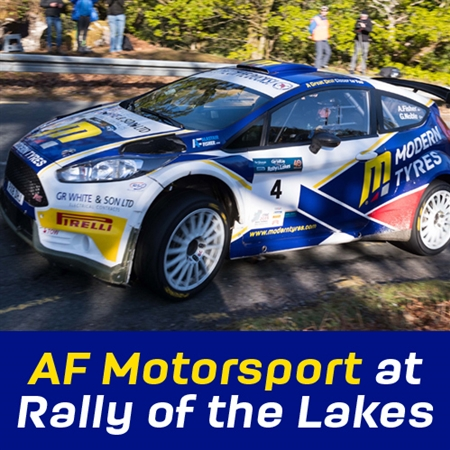 Alastair Fisher Rally of the Lakes 2019
