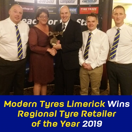 Modern Tyres Limerick Win