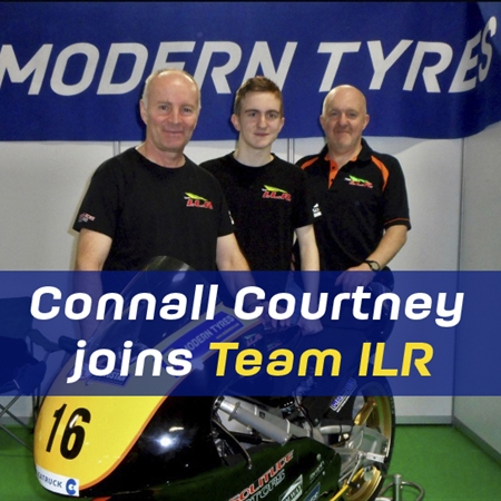 Conan Courtney Team ILR