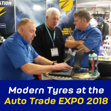 Modern Tyres EXPO 2018