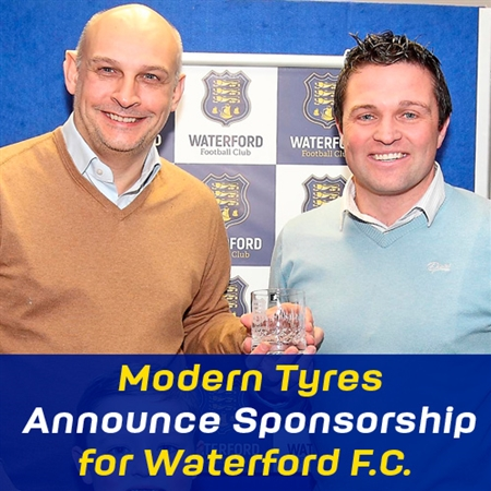 Modern Tyres Waterford FC