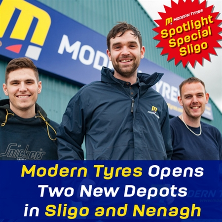 Modern Tyres Sligo Spotlight